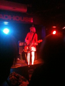 Roadhouse. Manchester, Lancaster, The Lovely Eggs Dave Holly, BBC, music